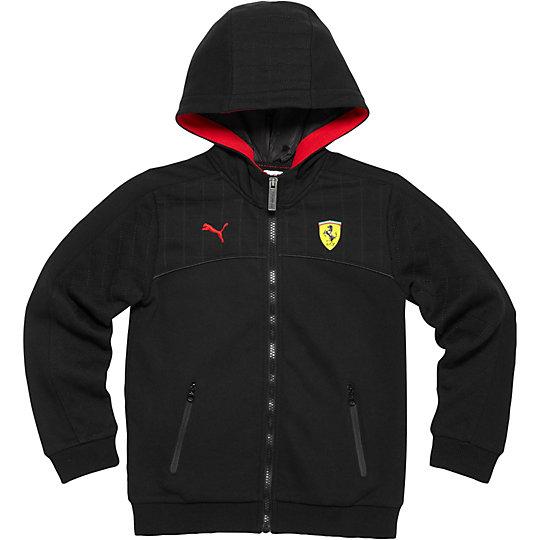 Ferrari Zip-Up Hoodie (2T-4T)