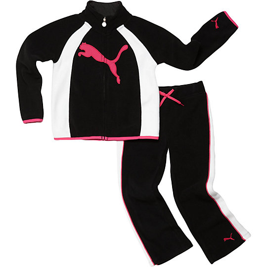 Raglan Polar Fleece Set (4-6X)