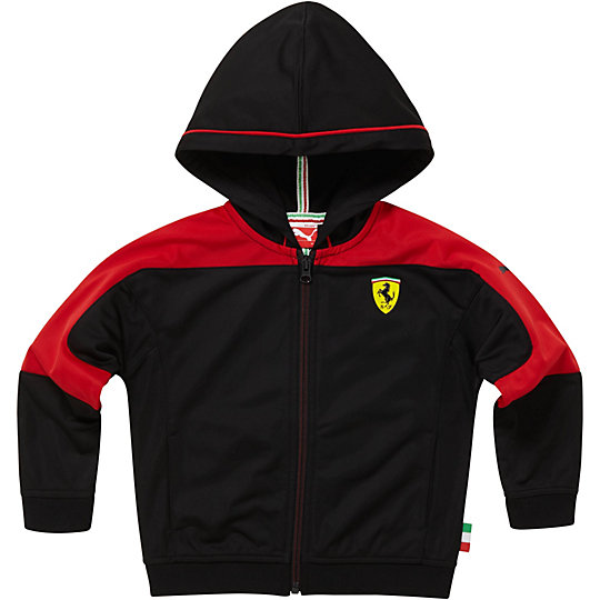 Ferrari Hooded Jacket (2T-4T)