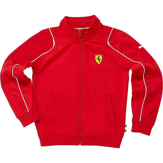 Ferrari Track Jacket (4-7)