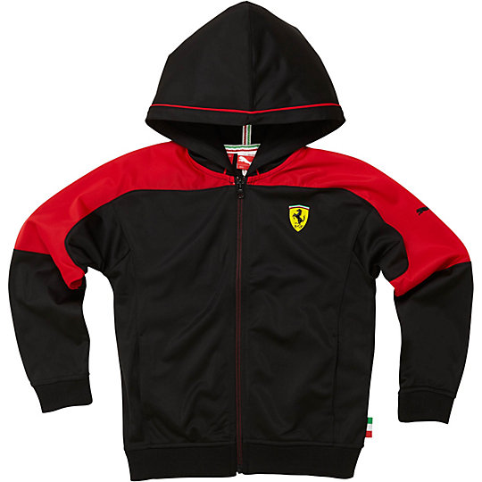 Ferrari Hooded Jacket (4-7)