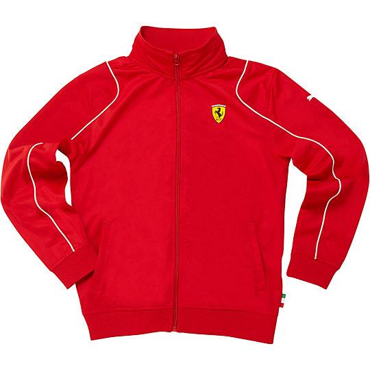 Ferrari Track Jacket (S-XL)