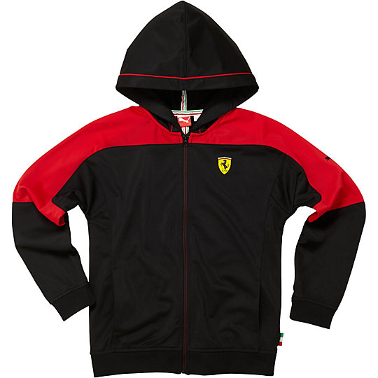 Ferrari Hooded Jacket (S-XL)