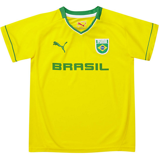 Brasil T-Shirt (4-7)