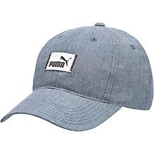 Chambray Relaxed Hat