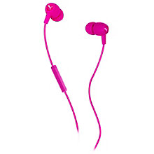 Mach 9 Mic In Ear Headphones
