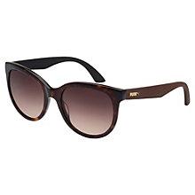 Suede Women's Sunglasses