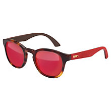 Suede Sunglasses