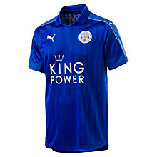 Leicester City Home Men's Replica Jersey