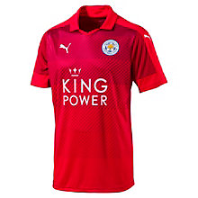 Leicester City Away Men's Replica Jersey