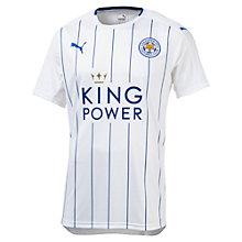 Maillot de remplacement Leicester City Replica pour homme