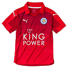 Leicester City Away Boys' Replica Jersey