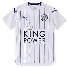Leicester City Jungen Replica Ausweichtrikot