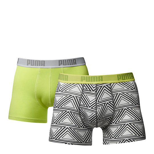 Нижнее белье Retro Triangles Boxer 2 Pack от PUMA