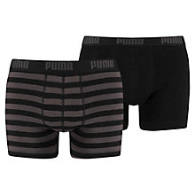 Stripe 1515 Boxer Shorts 2 Pack