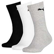 Pack de 3 pares de calcetines deportivos de niño