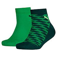 Lot de deux paires de chaussettes pour garçon