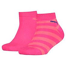 Lot de deux paires de chaussettes pour fille