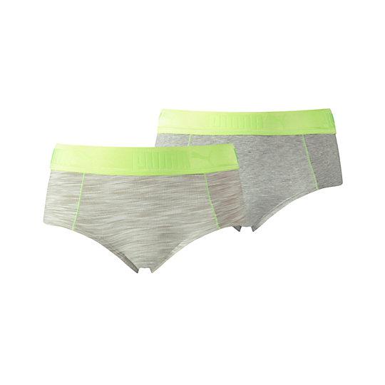 Damen Space Dye Panties 2er Pack