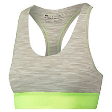 Women's Space Dye Racerback Bra