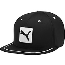 Cat Patch Snapback Golf Hat