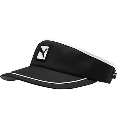 Cat Patch Adjustable Golf Visor