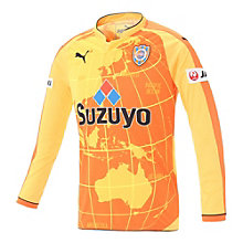 S-PULSE AUTHENTIC HOME LS SHIRT