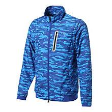 ゴルフ 2WAY ウインドジャケット