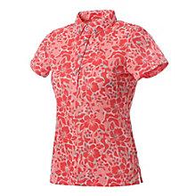 ゴルフ W SS BD ポロシャツ