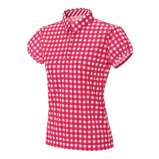 プーマ ゴルフ W SS ポロシャツ ウィメンズ rose red【レディースウエア  ポロシャツ】PUMA プーマ【サイズ S,M,L/レッド】ウィメンズ~~アパレル~~ポロシャツ