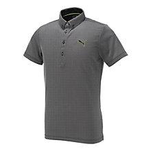 30%OFF <プーマ> ゴルフ SSポロシャツ メンズ black