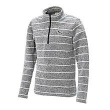 ゴルフ ハーフジップセーター