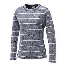 ゴルフW クルーネックセーター