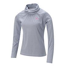 ゴルフW LS ハイネックシャツ