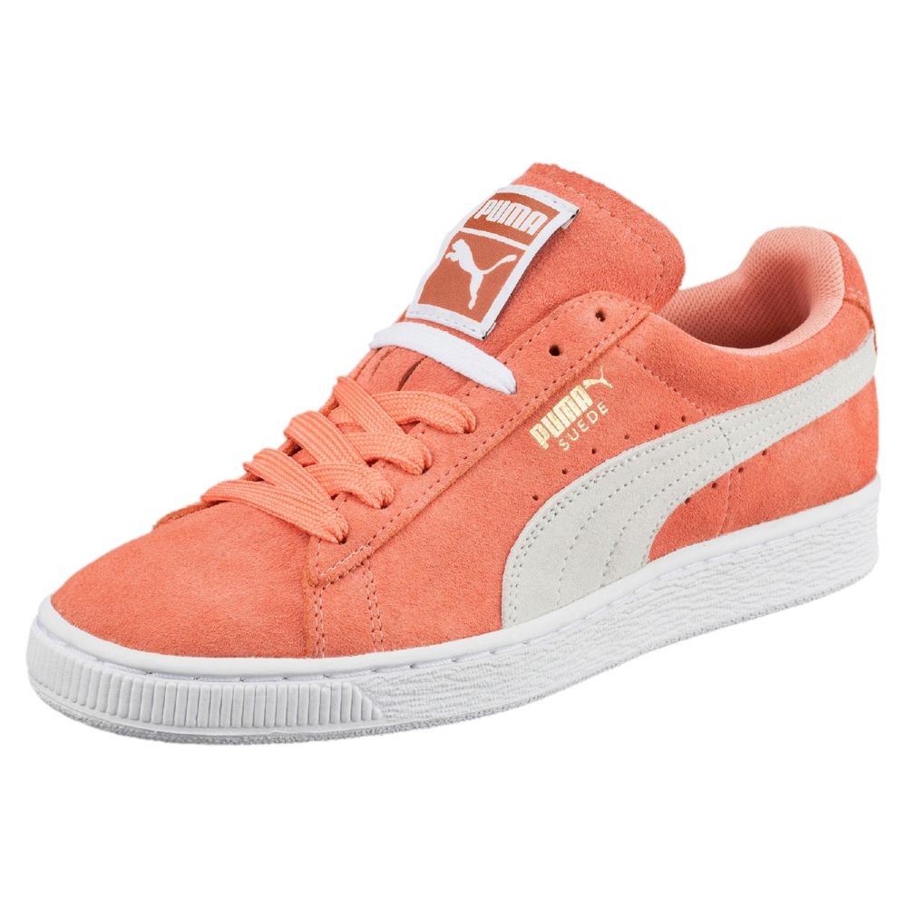 ladies puma suede size 5