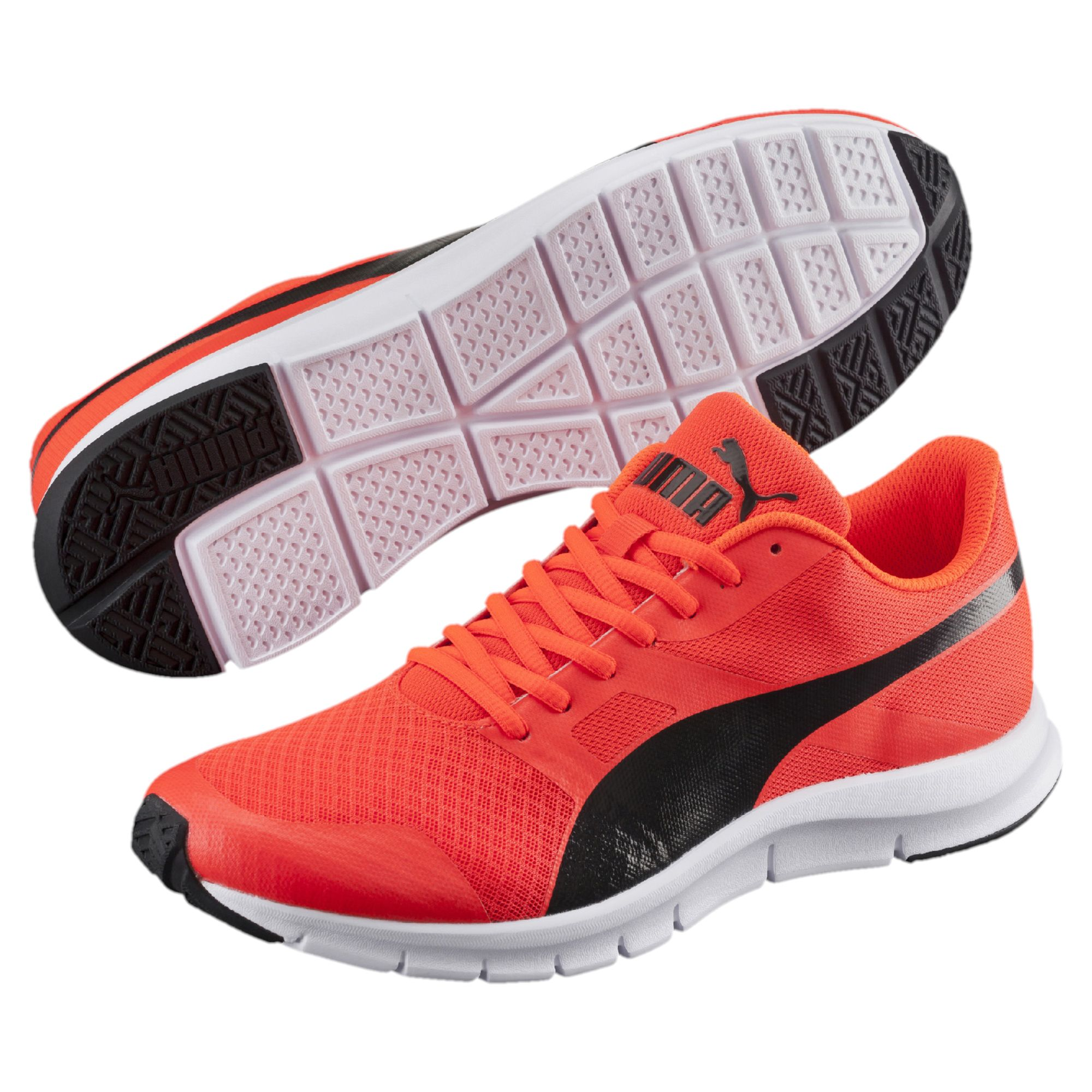 Chaussures Puma Flexracer orange Casual femme IfDXhcY2a