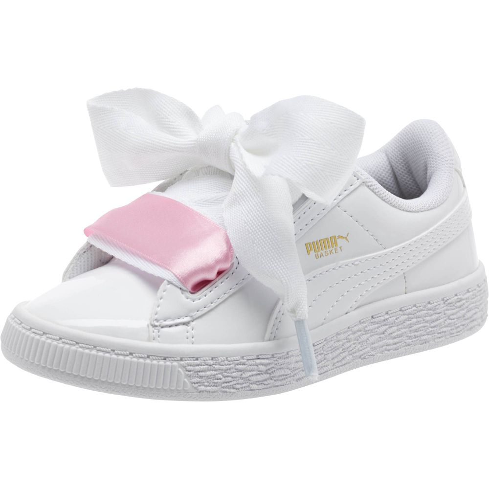 puma heart basket ebay