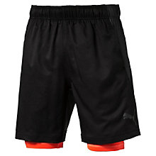 Active Training Men`s Reps Woven 2 in 1 Shorts