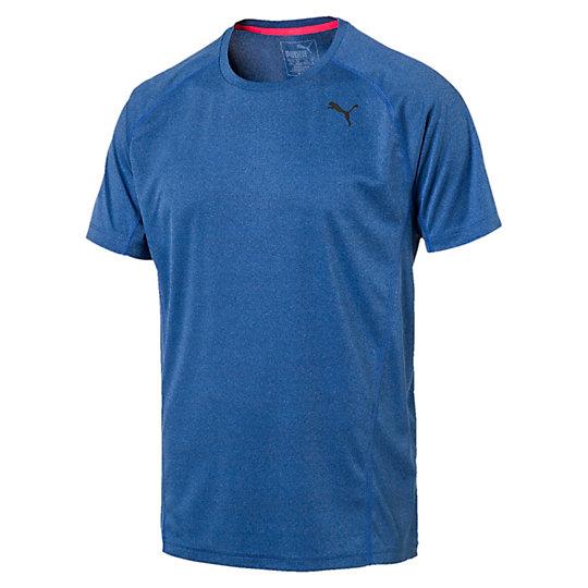 プーマ ナイトキャット SS Tシャツ メンズ true blue Heather
