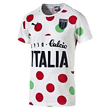 FIGC ITALIA アズーリ カルチョTシャツ